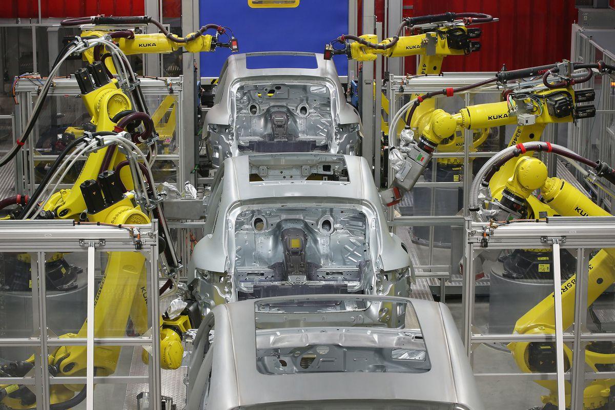 Stocks Of The Ai And Robotics Industrial Revolution
